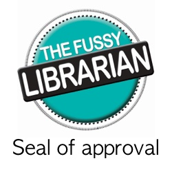 fussy librarian seal of approval