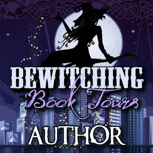 Bewitching Tours Author