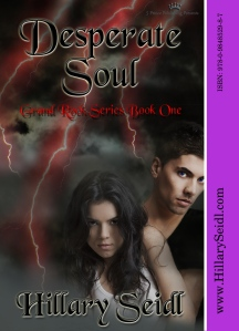 Desperate Soul by Hillary Seidl