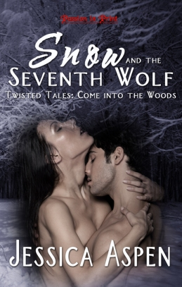 Snow and the Seventh Wolf by Jessica Aspen