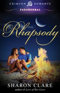 Rhapsody Book Cover