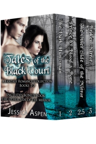 tales of the black court a fantasy romance collection books 1-3