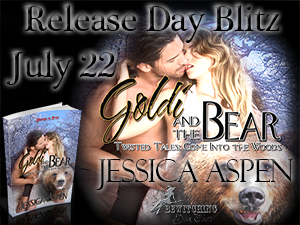 goldi and the bear release day blitz