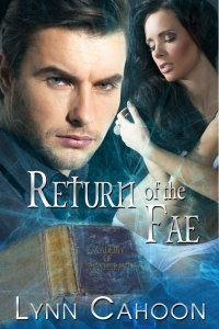 return of the fae by author lynn cahoon