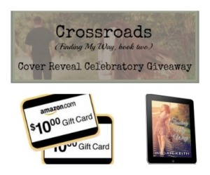 rafflecopter crossroads giveaway megan keith