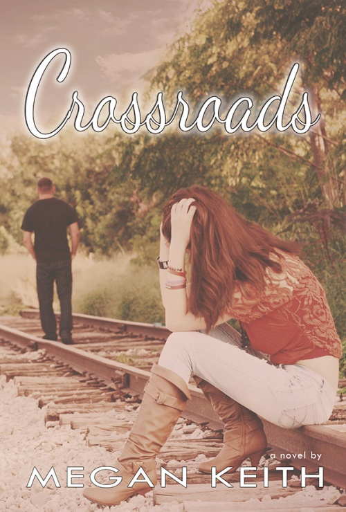 crossroads by author megan keith