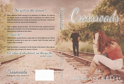 crossroads full cover by megan keith