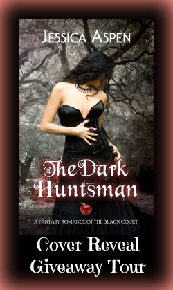 the dark huntsman by jessica aspen cover badge
