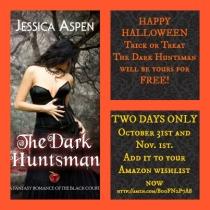 the dark huntsman free on kindle on halloween