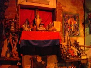 voodoo alter museum