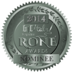 2014 rone award badge