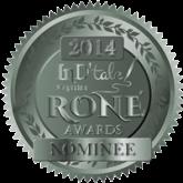 2014 rone award badge