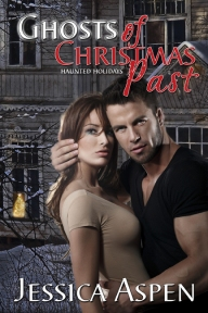 ghosts of christmas past by jessica aspen, a haunted holidays novel