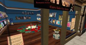 the book nook in second life