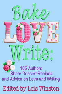 bake, love, write: 105 aurhots share dessert recipes