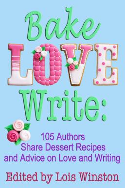 bake, love, write: 105 aurhots share dessert recipes