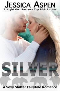 Silver: A Sexy Shifer Fairytale Romance by Jessica Aspen