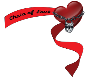 Chain of Love banner logo