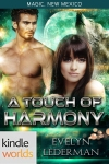 A Touch Of Harmony by Evelyn Lederman KW
