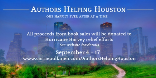 authors helping houston