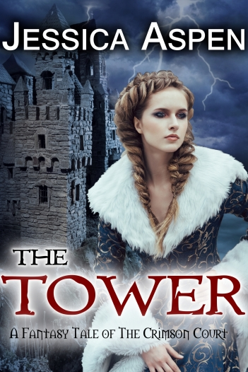 the tower: a fantasy tale of the crimson court by jessica aspen